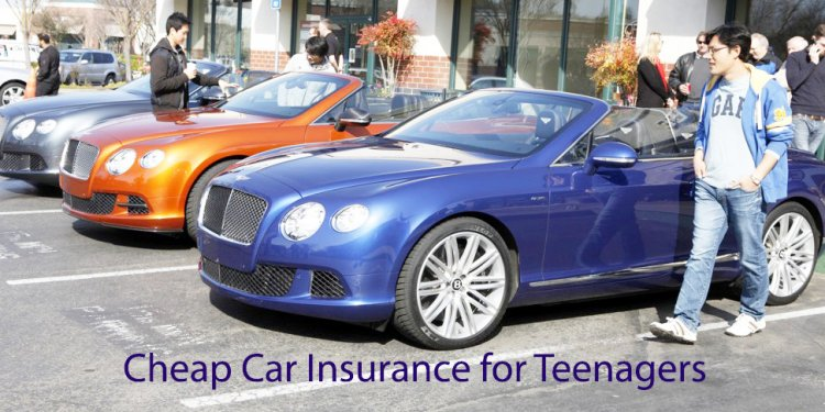 Cheap Car Insurance For