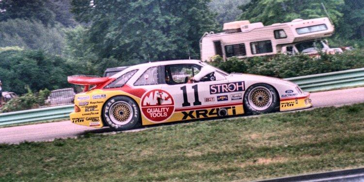 1988 Mercury Merkur XR4Ti GTO