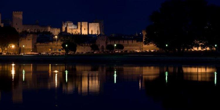 Sommerfreizeit - Avignon 2009